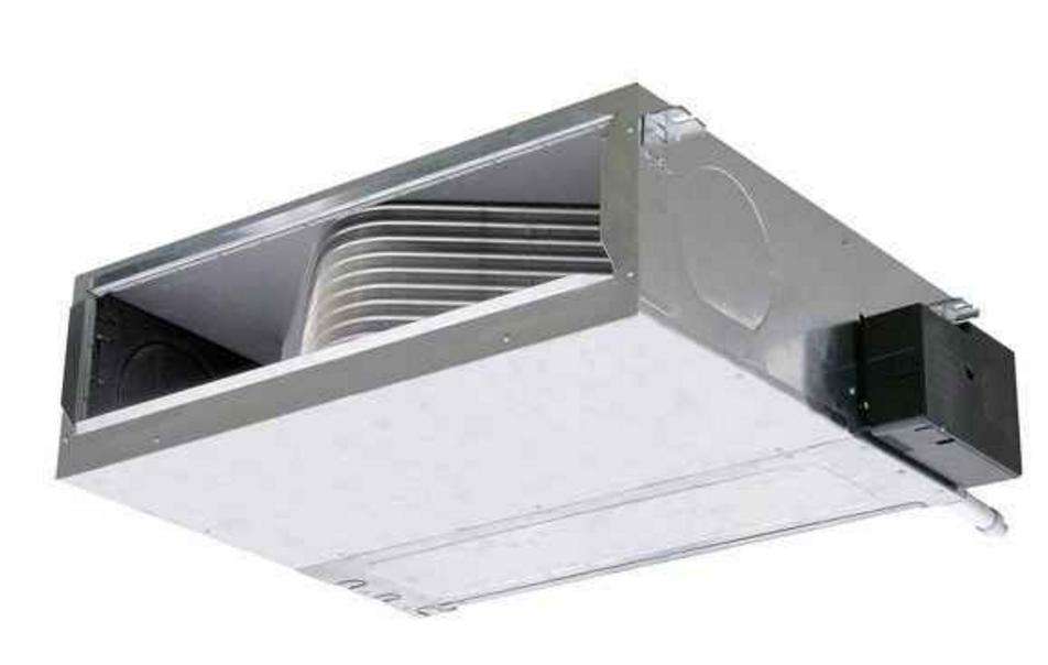 Высоконапорные канальные фанкойлы с режимом вентиляции
